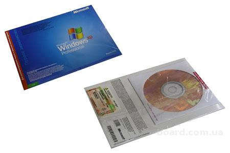 Windows XP pro за 300грн лицензия
