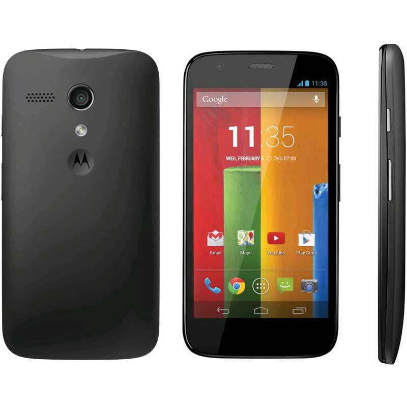 Стильный Motorola Moto X (2nd. Gen) (Black)