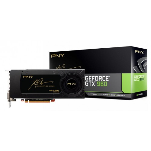 Видеокарта PNY GeForce GTX 960 2 GB