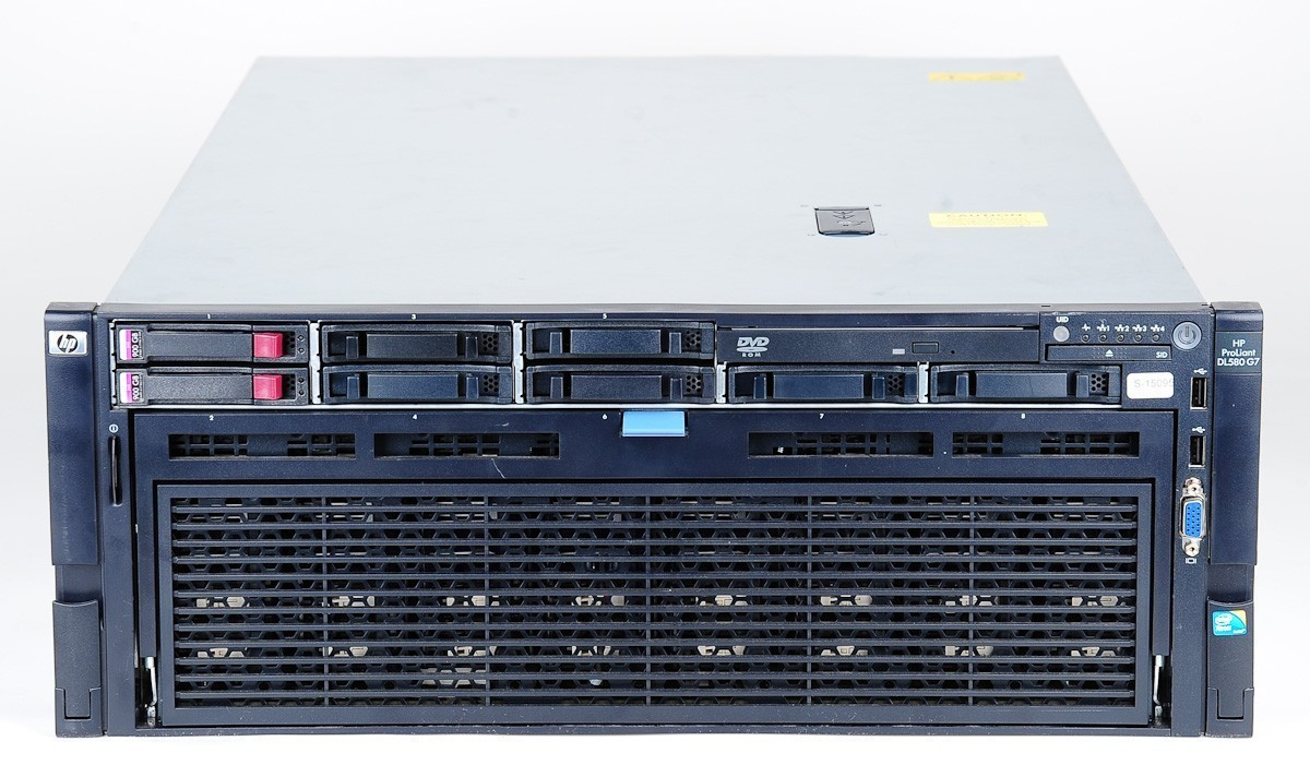 40 ядер 256 гб HP Proliant DL580 G7 xeon e7-4870